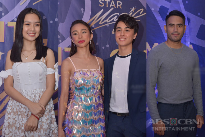 PHOTOS: Star-studded Celebrity Screening of Star Magic's Lights Camera Magic