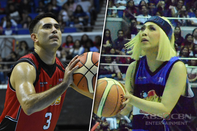 IN PHOTOS: All Star Games 2019: Team Gerald Anderson vs Team Vice Ganda