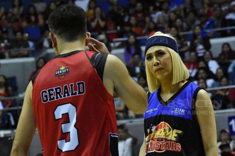 IN PHOTOS: All Star Games 2019: Team Gerald Anderson vs Team Vice Ganda