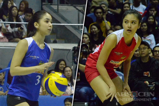 IN PHOTOS: All Star Games 2019: Team Kim Chiu vs Team Julia Barretto