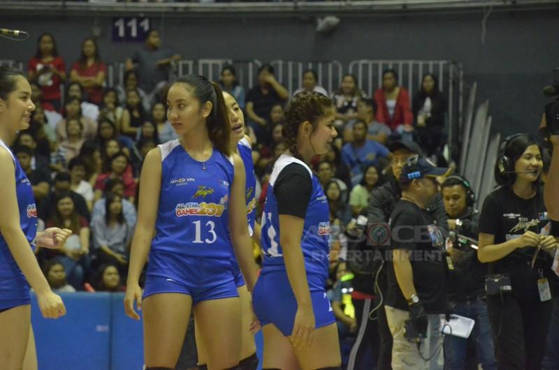 IN PHOTOS: All Star Games 2019: Team Kim Chiu vs Team Julia Barretto