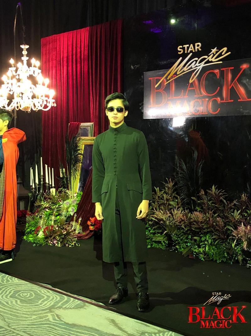 LOOK: Celebrities in their fascinating, strangest Halloween garbs at the Black Carpet of Star Magic Black Magic