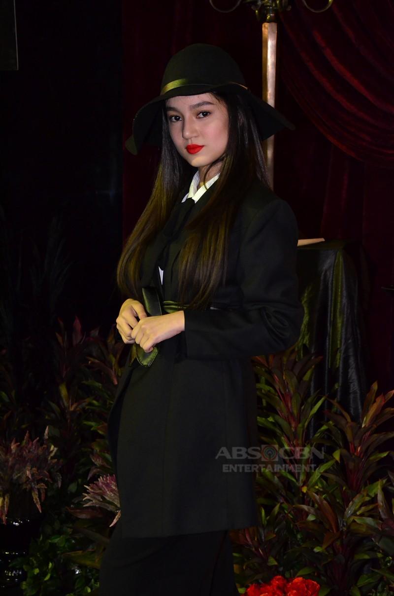 Kapamilya beauties in their Halloween spookiest on Star Magic Black Magic