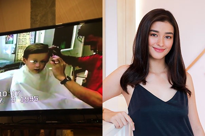 MAJOR THROWBACK: Liza Soberano shares lil' Enrique's adorable video!