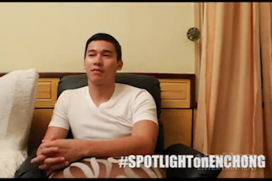Spotlight on Enchong Dee