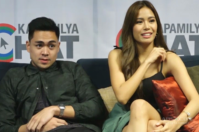 Myrtle Sarrosa and Miko Raval's best answers to Kapamilya Chat's Best Questions  Image Thumbnail