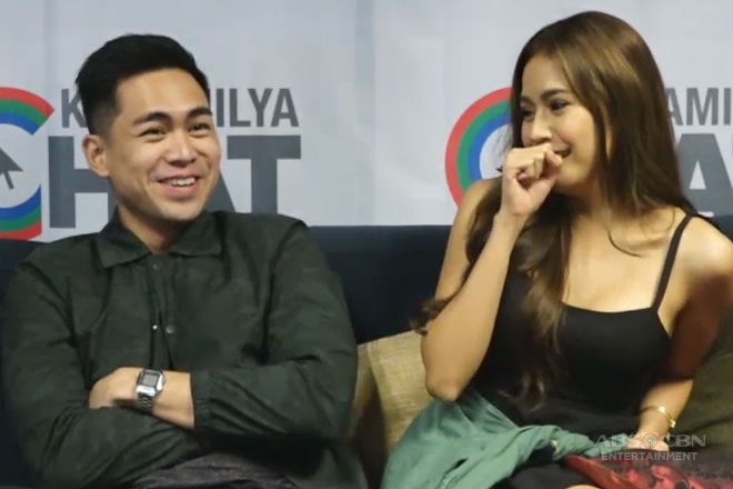 Myrtle Sarrosa and Miko Raval take on Kapamilya Chat's Have You Ever Challenge Image Thumbnail