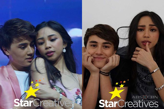 """WATCH: The highlights of Maymay's """"The Dream"""" concert and Backstage Interview with MayWard"""