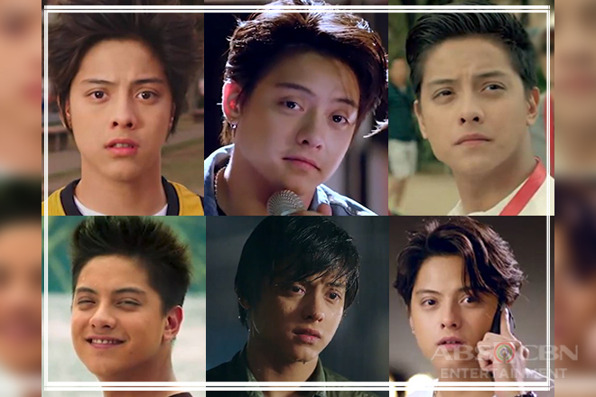 Daniel Padilla's Hairstyle Evoultion in Films