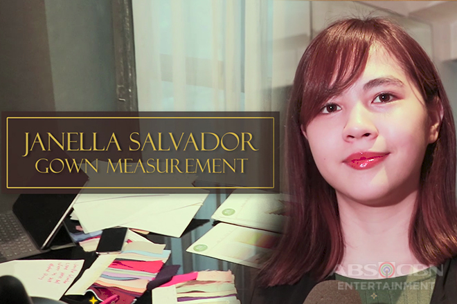 ABS-CBN Ball: Janella Salvador
