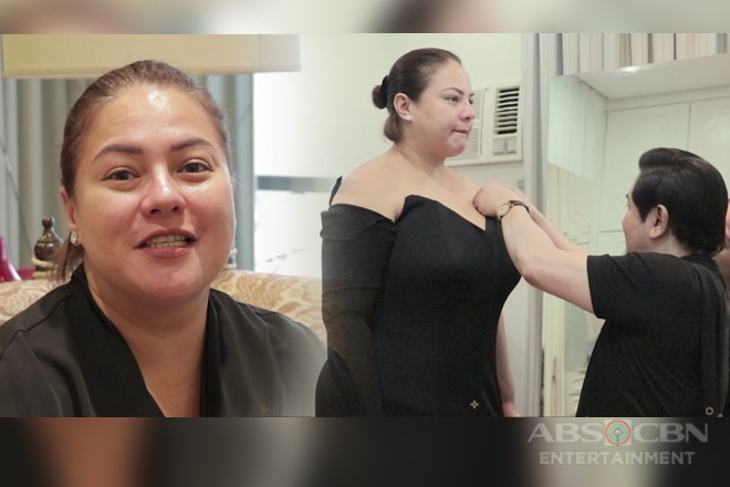 ABS-CBN Ball 2018: Karla Estrada on Finding the Perfect Fit