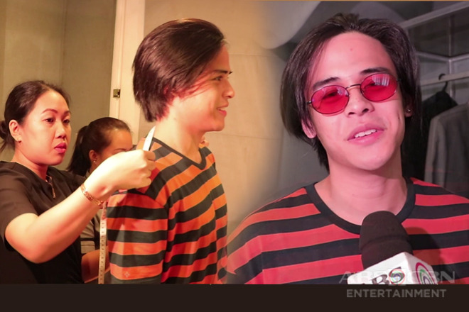 Khalil Ramos to astound us with neat, dapper style at ABS-CBN Ball