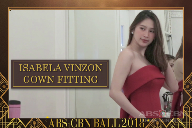ABS-CBN Ball 2018: Isabela Vinzon to attend her first-ever ball!