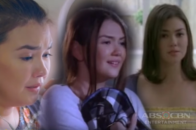Angelica Panganiban's most iconic roles in Star Cinema movies
