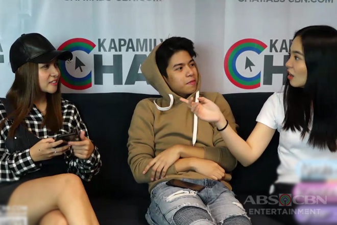 Games of Phone Challenge with Nash, Sharlene and Kristel