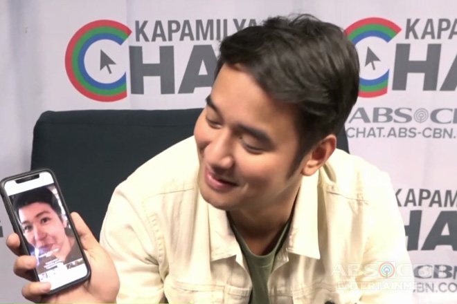 What's on JM de Guzman's phone?