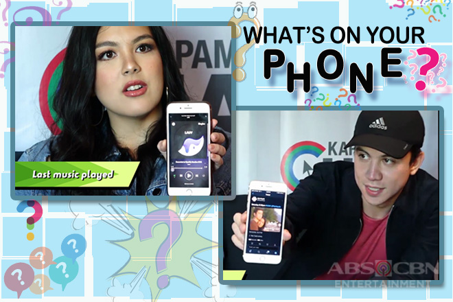 What's on Arjo and Ria Atayde's phones?