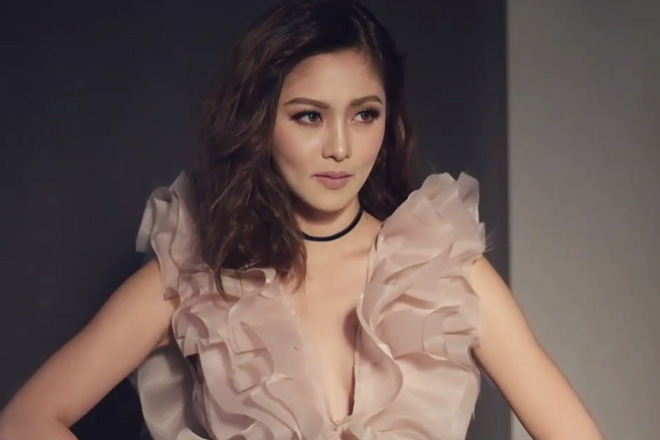 Behind-The-Scenes: Kim Chiu on Metro.Style