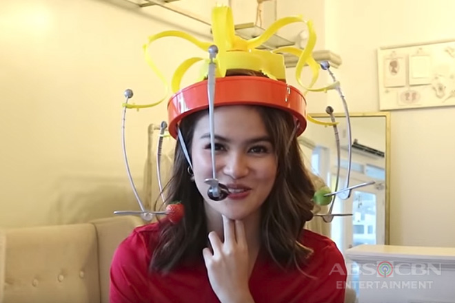 Elisse Joson and the Chow Crown