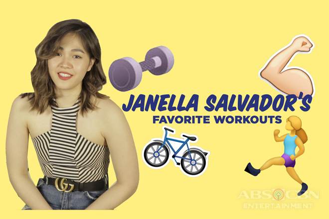 Janella's fave workouts