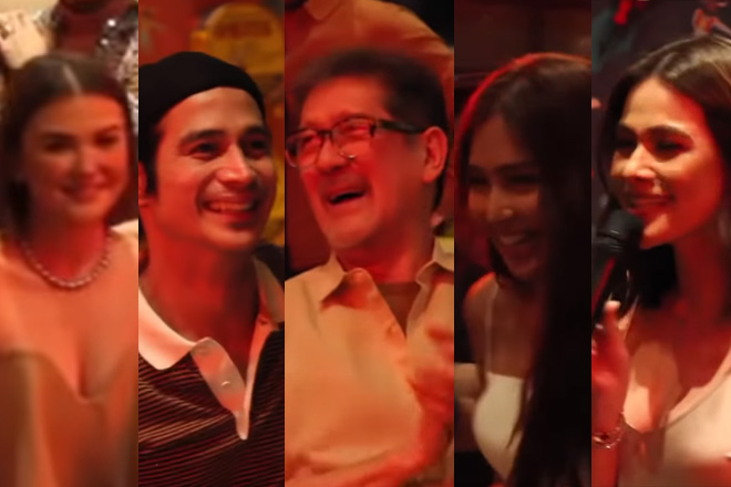 WATCH: Happenings that you need to see at the #MrMagic Party