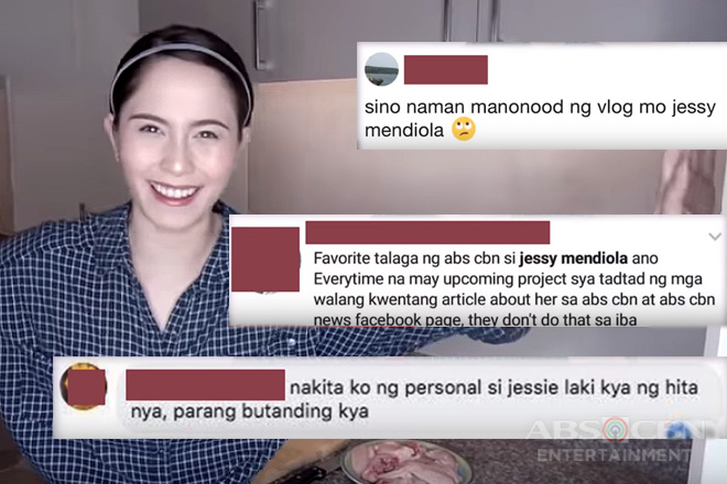 WATCH: Jessy Mendiola's witty clapbacks to haters' mean comments