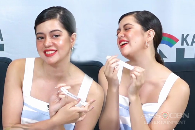 Finish The Lyrics Challenge with Sue Ramirez